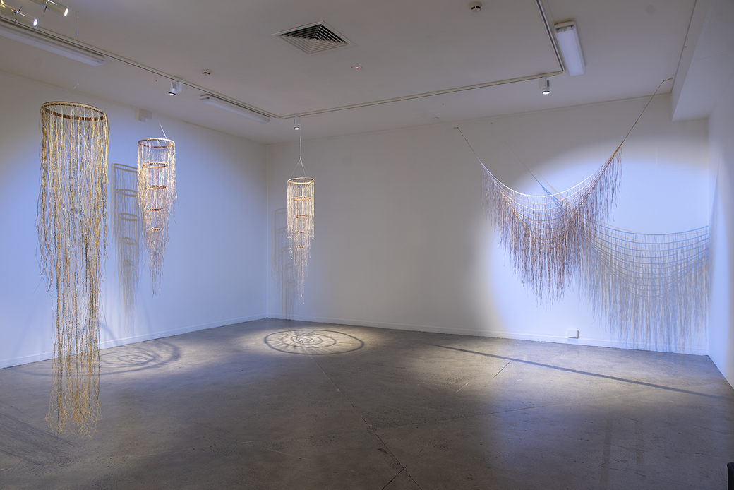 Maureen Lander. Installation view. Photographer John Lake.