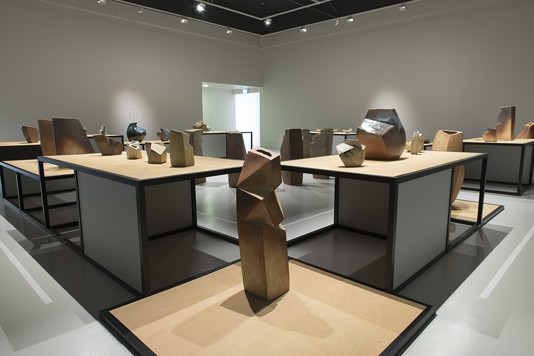 James Greig: Defying Gravity, installation view. Courtesy of The Dowse Art Museum. Photo: John Lake