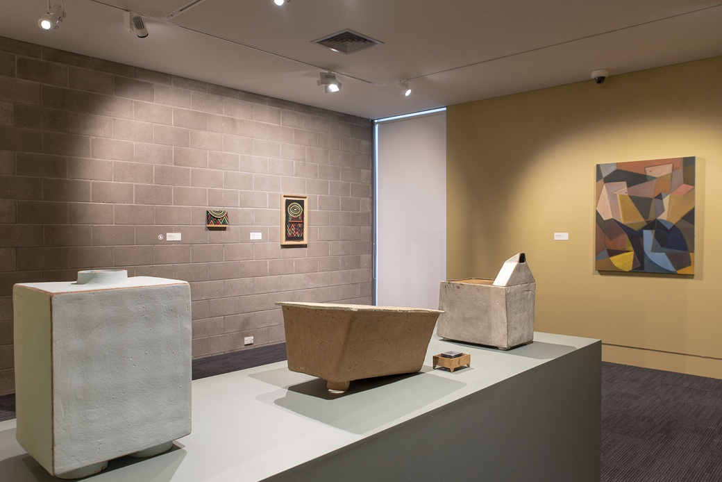Pocket Histories. Installation view. Courtesy of The Dowse Art Museum.  Photo: John Lake