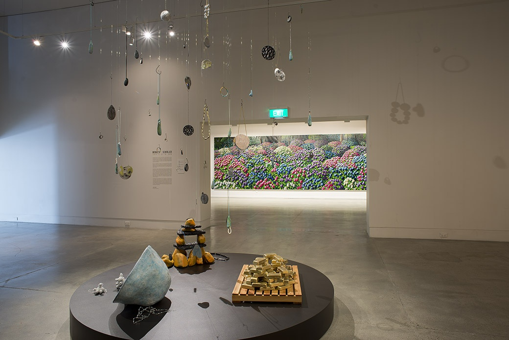 Installation view. Photograph: John Lake