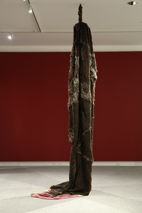Emma Fitts, Nomad 5, 2019. Collection of The Dowse Art Museum