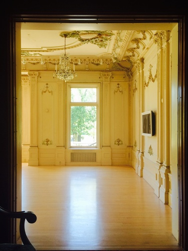 Ballroom, Turnblad Mansion, American Swedish Institute
