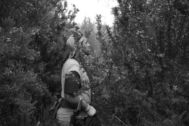 Matavai Taulangau, Forestry-Pruning (video still), 2016. Courtesy of the artist