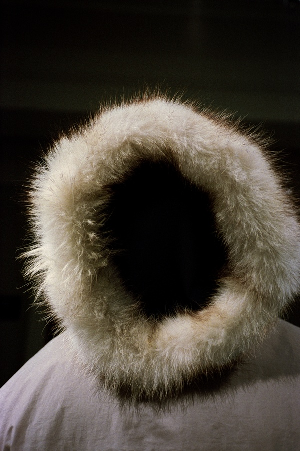 The Next Cabin: Victoria (Fur), 2001. Courtesy of the artist