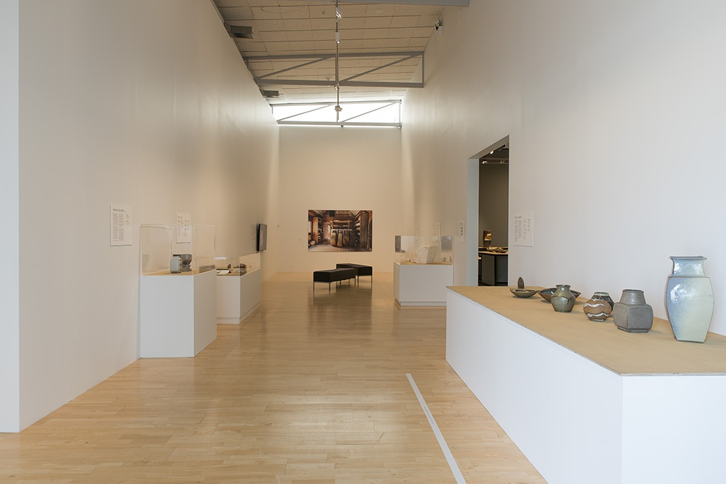 James Greig: Defying Gravity, installation View. Courtesy of The Dowse Art Museum. Photo John Lake