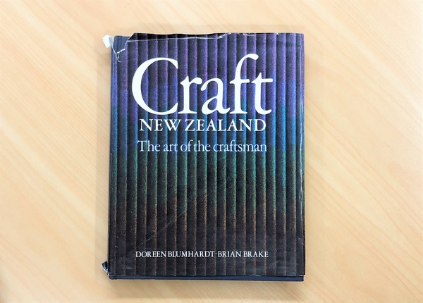 Craft New Zealand: the art of the craftsman