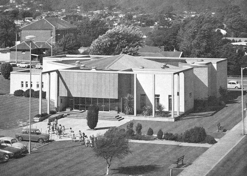 Dowse Art Gallery, c. 1976