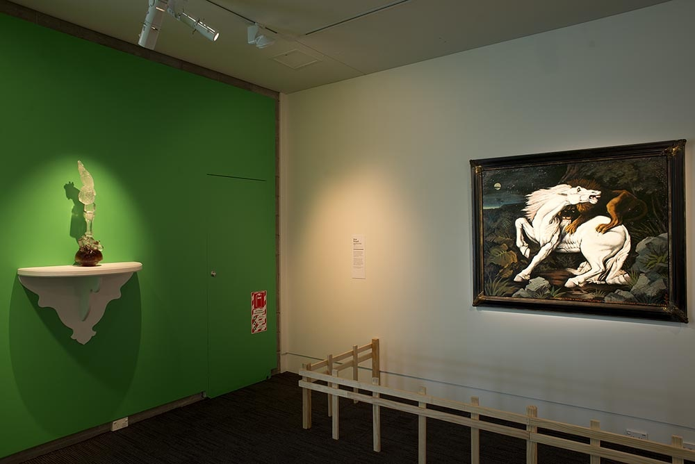 Installation view. Photographer John Lake
