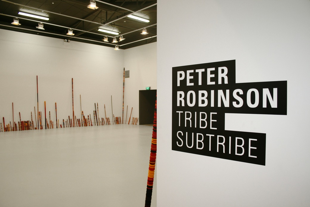 Peter Robinson, Tribe Subtribe, completed work