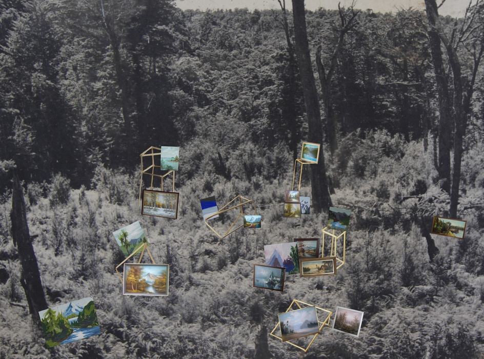 Kate Woods, Forestry and Landscape, 2014. Courtesy of Bartley + Company Art