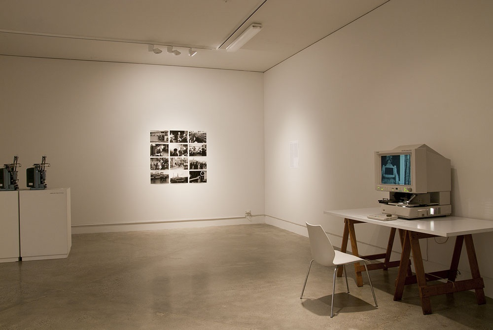 Installation shot by John Lake