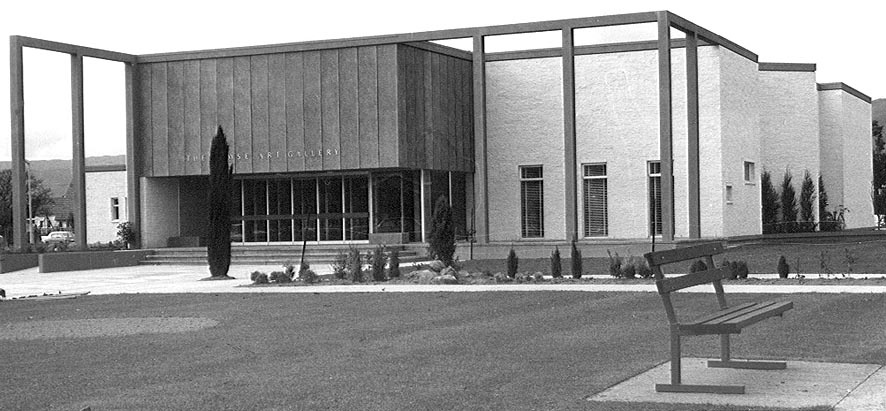 Dowse Art Gallery, c. 1971. Source Unknown