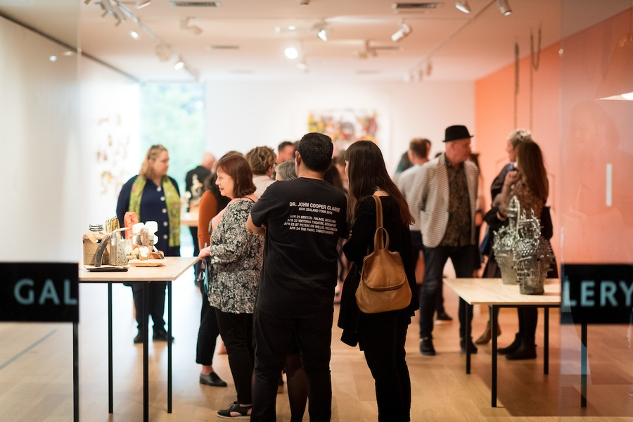 The Dowse Summer season celebration, 28 Nov 2019. Image: Mark Tantrum Photography