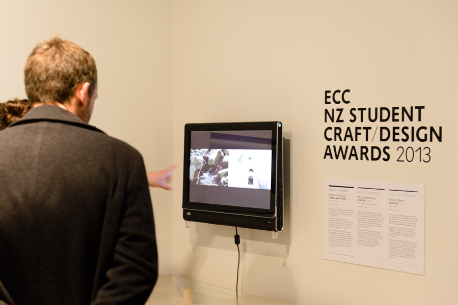 ECC/Friends of The Dowse Student Craft Design Awards
