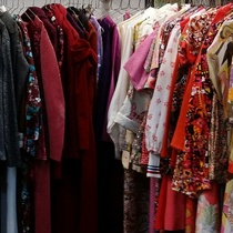 Fabulous fashion will be among the treasures to be found at the Dowse Vintage Market