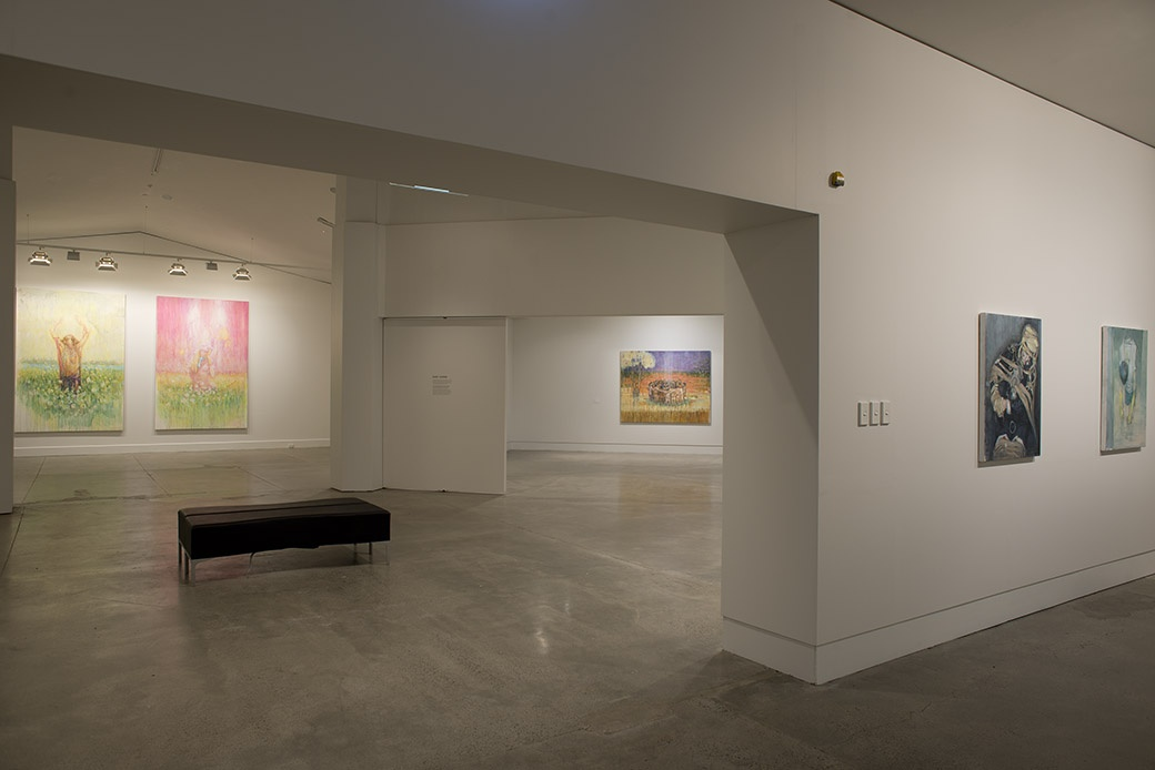 Installation view. Photographer: John Lake.