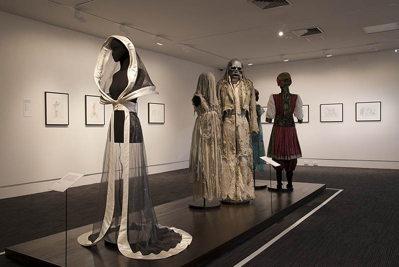 Bedazzled exhibition Dowse Art Museum