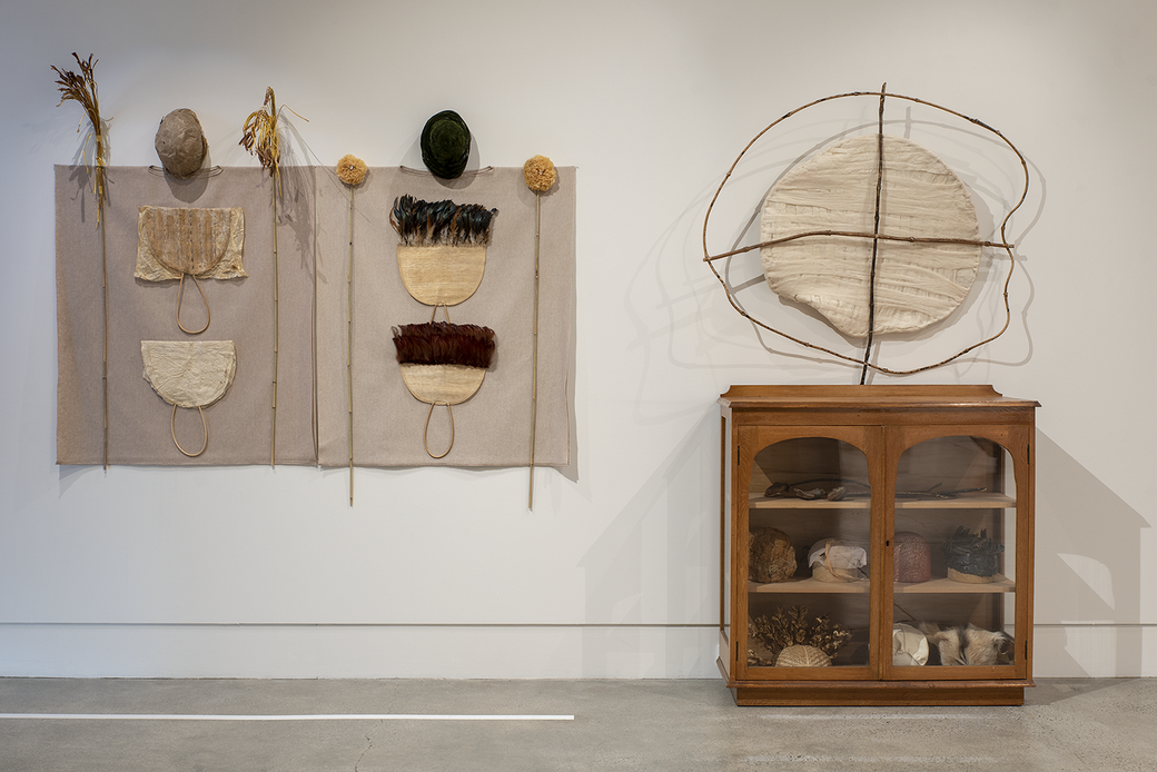 Christine Hellyar. Installation View. Photographer John Lake.